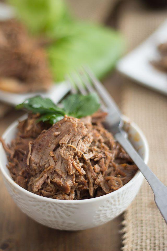 Lamb barbacoa keto crockpot recipe