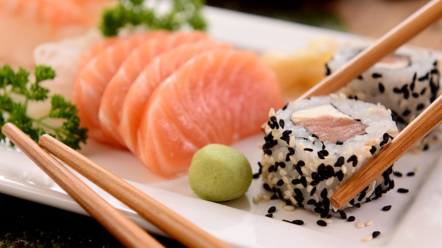 is sushi healthy for you